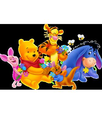 Medvídek Pú a jeho přátelé 06