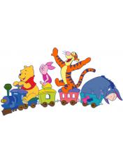 Medvídek Pú a jeho přátelé 10