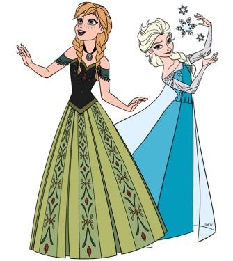 Elsa a Anna 02