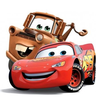 Blesk McQueen a Burák 01