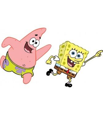 SpongeBob a Patrik Hvězdice 02