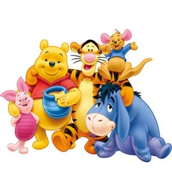 Medvídek Pú a jeho přátelé 02
