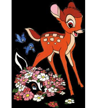 Bambi a Kvítek 01
