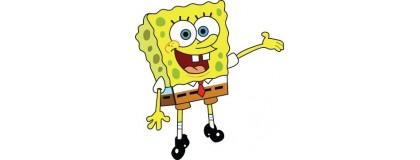 SpongeBob v šortkách